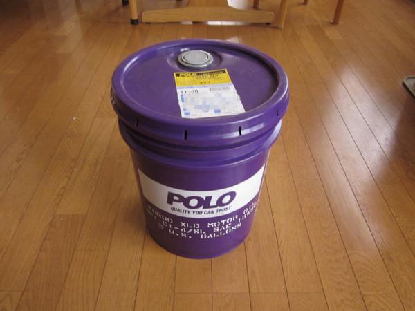 オイル polo ポロ(POLO)のエンジンオイル性能と評判